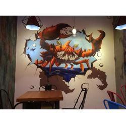 墙体彩绘 油画_抚州墙体彩绘_光阴绘墙绘彩绘厂(查看)图片