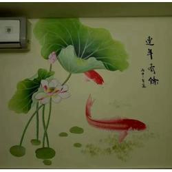 墙体彩绘团购_光阴绘墙绘壁画厂_安远县墙体彩绘图片