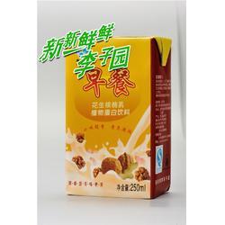 牛奶煮咖啡-牛奶煮咖啡厂家-浙江李子园图片