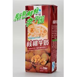甜牛奶哪家好,【浙江李子园】(在线咨询),甜牛奶图片