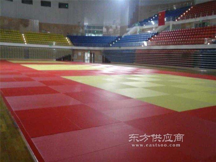 河北鑫欧泰教学设备(图)|柔道垫定制|柔道垫图片
