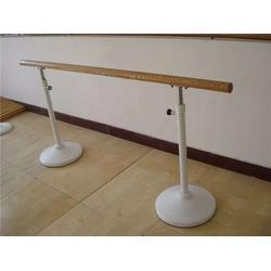舞蹈把杆|鑫欧泰教学设备制造|落地式舞蹈把杆图片