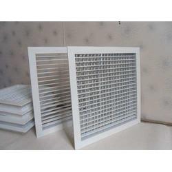 铝合金双层百叶风口经销商|创佳空调设备值得信赖图片