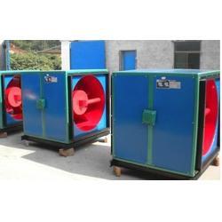 双速排烟风机箱 创佳空调设备值得信赖 双速排烟风机箱零售图片