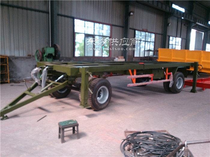 拖拉机农用拖车-胡杨机械(在线咨询)延吉市农用拖车图片