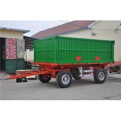 拖拉机挂车供货商-胡杨机械厂家直销-图木舒克市拖拉机挂车图片