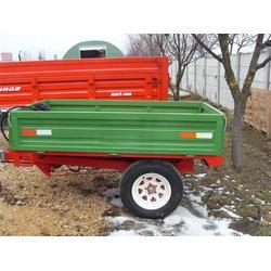 拖拉机挂车厂家,胡杨机械定制拖车,乳山市拖拉机挂车图片