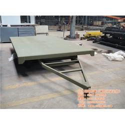 重型低平板挂车生产厂-胡杨机械现货供应-江西重型低平板挂车图片
