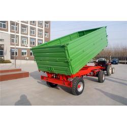 大吨位双轴拖车-胡杨机械质高价低-项城市大吨位双轴拖车图片