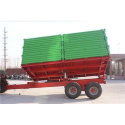 胡杨机械优质商家(图)、二手双轴拖车工厂、靖江市二手双轴拖车图片