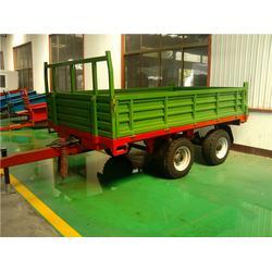 农业用双轴拖车工厂、乐清市农业用双轴拖车、胡杨机械质高价低图片