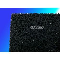 活性炭过滤网,空气净化过滤棉 细孔黑色