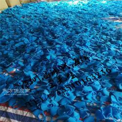 蓝色海绵口罩图片
