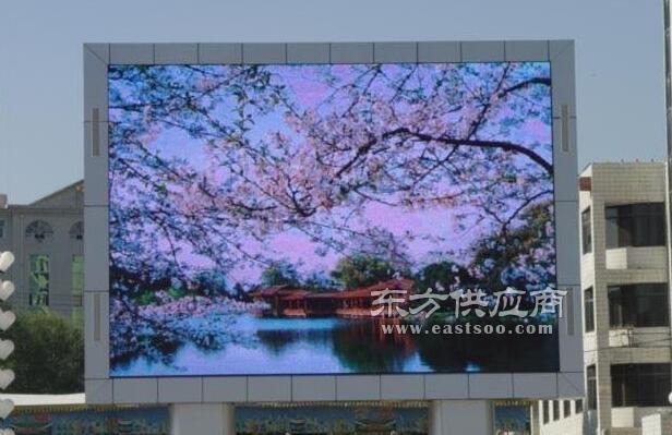 济宁led显示屏_山东王牌网络_led显示屏安装图片