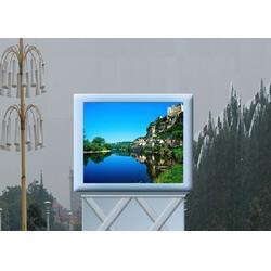 显示屏,山东王牌网络,济南led显示屏图片