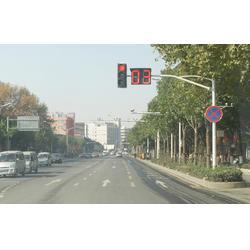 八角信号灯杆厂家直销-八角信号灯杆-华盛新能源图片