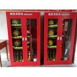 安濮消防电子科技(图)-微型消防站器材报价-台前微型消防站图片