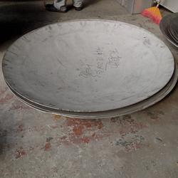 不锈钢封头规格尺寸|宏盛金属种类齐全|不锈钢封头图片