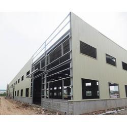 小型钢结构厂房-合肥钢结构厂房-合肥远致(查看)图片