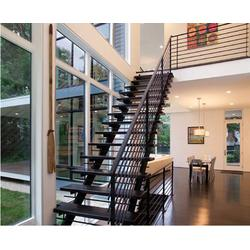 钢结构楼梯厂家-合肥远致(在线咨询)-合肥钢结构楼梯图片