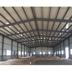 轻钢结构厂房-合肥远致钢结构-宣城钢结构厂房图片