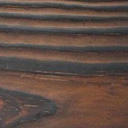 炭化木,景致木材,炭化木工廠圖片