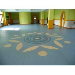瑞勒环保 pvc橡胶地板-汉南橡胶地板图片