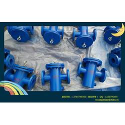 DN1000大口径蓝式过滤器_石油管道专用_上海过滤器图片