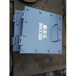 源益管道、烟风道除灰孔、400*500烟风道除灰孔定做图片
