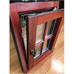 苏州科木门窗 铝木复合门窗-湖州铝木复合门窗图片