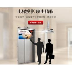广告机吸顶投影仪橱窗电梯车库远程控制微型投影机图片