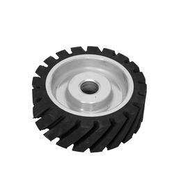 橡胶轮,益邵五金厂货直供,2寸橡胶轮图片
