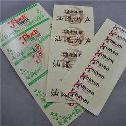 透明不干胶印刷订购、竣彩印刷行业标杆、透明不干胶印刷图片