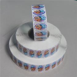 卷筒不干胶 标签印刷-卷筒不干胶-竣彩印刷交货及时(多图)图片