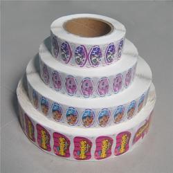 卷筒不干胶定做厂家,卷筒不干胶,竣彩印刷(查看)图片