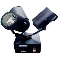 探照灯安装,明伦激光灯,四川探照灯图片