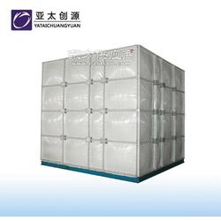 厂家为您讲述如何安装玻璃钢水箱图片