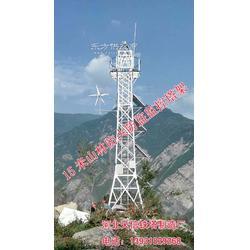 5-30米瞭望塔、监控塔制作安装-厂家直销图片