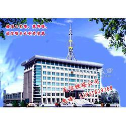 8米、10米、15米、18米、20米楼顶工艺塔制作安装图片