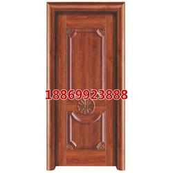 定做室内钢木门、上海室内钢木门、盼安门业款式多样图片