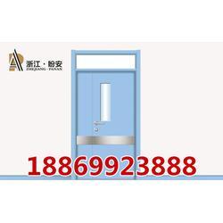 医院专用门报价,湖北医院专用门,钢木门选盼安门业图片