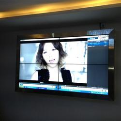 广元大屏幕液晶拼接屏、炬明科技、大屏幕液晶拼接屏图片