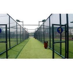 球场围网学校操场围网体育场篮球场网场区护栏网现货图片