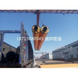 蒸汽管道预制直埋管生产厂家图片
