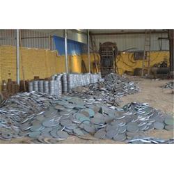 玉林盲板法兰盖_超翔管件供应97标DN65碳钢盲板法兰盖图片