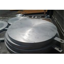 阿拉善盲板,超翔管件供应,量大优惠,钢制插板盲板图片