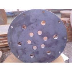 慈溪管板、DN500碳钢焊接管板、超翔管件厂家直销,超低图片