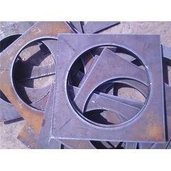 特殊型方形法兰盖,东营方形法兰盖,超翔管件(图)图片
