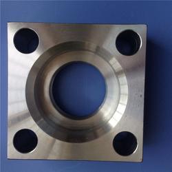 南通碳钢方形法兰盖|超翔管件|DN100碳钢方形法兰盖图片
