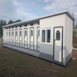 旅游景区厕所——移动环保公共厕所——户外环保卫生间图片